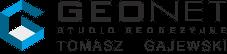 Studio Geodezyjne GEONET Logo